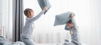 Experten tipsar – så förhindrar du syskonrivalitet
