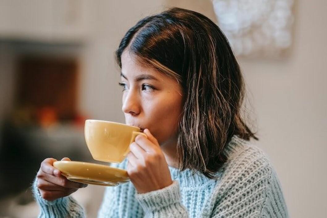 Efter så många koppar kaffe minskar gravidchansen. Foto: Unsplash