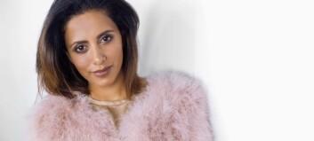 Anitha Schulman gör webb-tv i Mom Enough