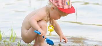 Få barnet blöjfri i sommar