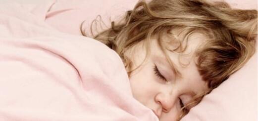 4 saker som kan störa barnets sömn