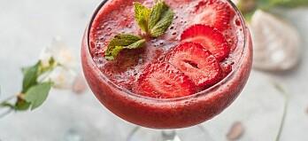 Bartendern: 4 lyxiga recept på alkoholfria drinkar