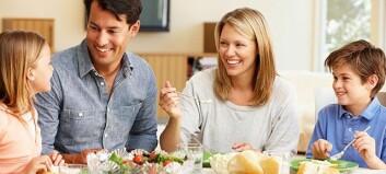 6 fördelar – med att äta middag tillsammans