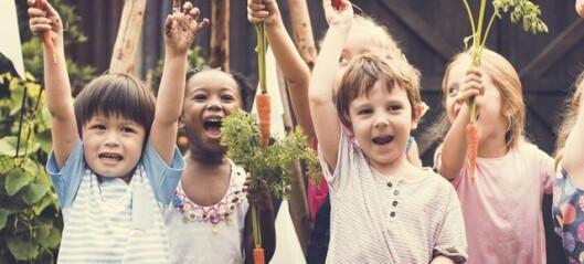 Så får du ditt barn att äta mer grönsaker – ny studie avslöjar knepet