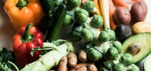 A-Ö: Lista med bilder på våra vanligaste grönsaker
