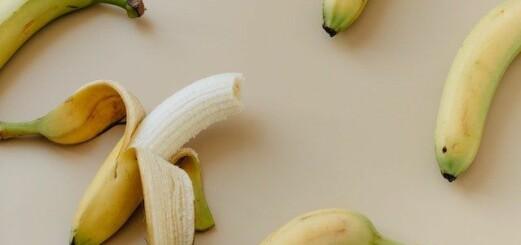 Tar du bort trådarna från bananen? Då borde du läsa det här