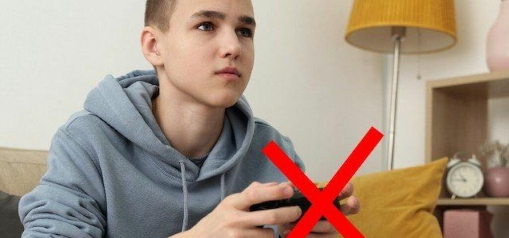 Kina förbjuder barn att spela onlinespel på vardagar