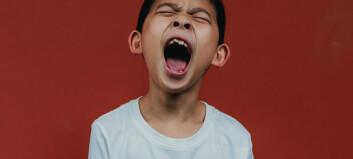 Raseriutbrott hos barn: 6 strategier för att få barnet att lugna sig