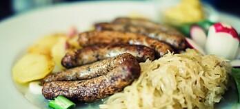 Surkålens dag - 5 hälsofördelar att låta maten jäsa