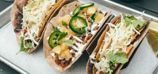 5 udda tillbehör till tacos – som du måste prova