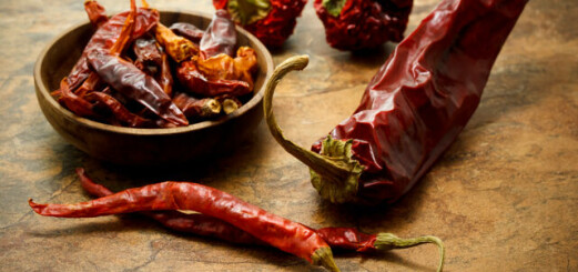 Torka chili i ugn: Så här gör du!
