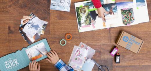 Skapa en egen pysselverkstad med familjen