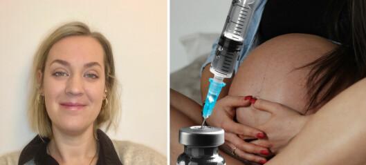 Krönika: Gravida – varför vaccinerar ni er inte?