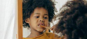Så gör du tandborstningen för barn roligare – 4 tips