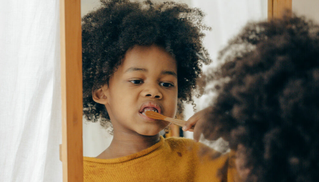 Så gör du tandborstningen för barn roligare – 4 tips. Foto: Pexels