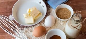 Byta ut råsocker mot vitt socker, och tvärtom?