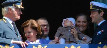 Så är den svenska kungafamiljen släkt med den engelska