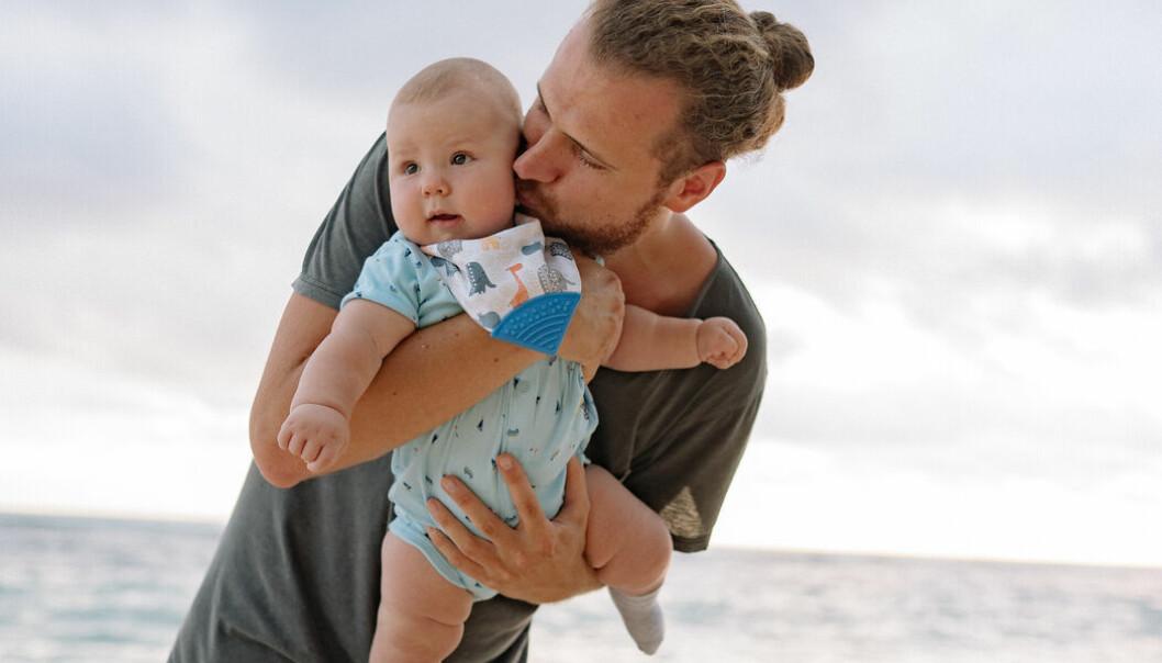 Så vet du om ditt barn har vätskebrist. Foto: Pexels