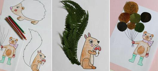 Höstlovspyssel - Kreativa Karins bästa tips!