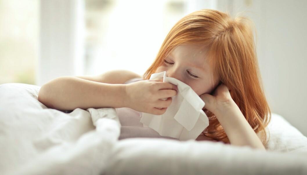 Pandemin kan vara orsak till ökat antal vabbande föräldrar.