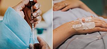 Gravida uppmanas vaccinera sig: 20 procent av de mest kritiskt sjuka i covid-19 är ovaccinerade gravida