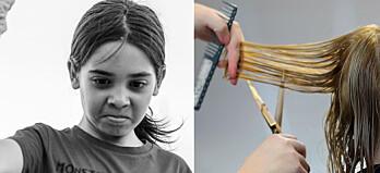 Pojken hade långt hår – gick emot förskolans