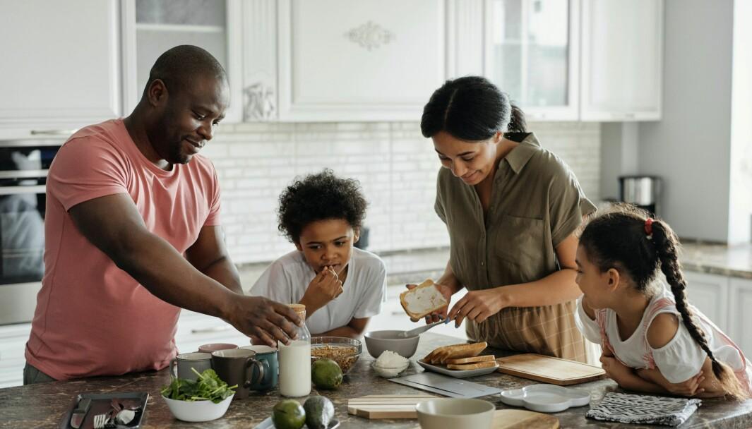 Coronavaccination minskar risken för smittspridning inom familjen.