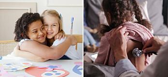Nya rekommendationer införs: Det här gäller för ditt barn
