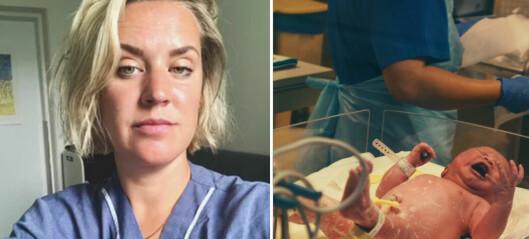 Förlossningsvården i kris: