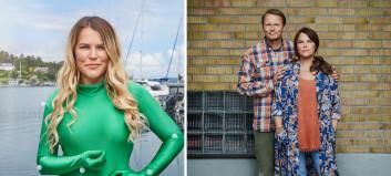 Därför syns Mia Skäringer mindre i nya säsongen av Solsidan