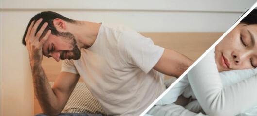Experten svarar: Då ska du och din partner sova i skilda sovrum